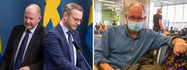 Dan Eliassons fallskärm  värd 3,8 miljoner kronor