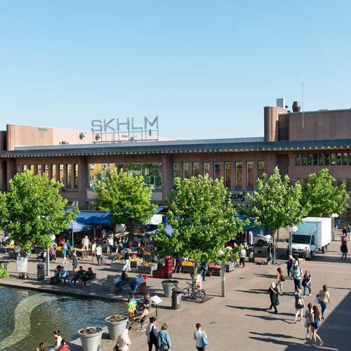 Skärholmens Centrum.