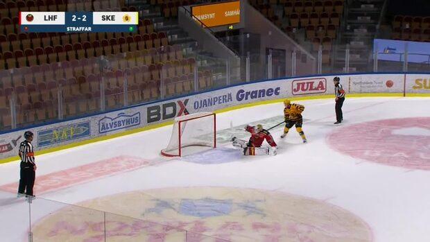 Skellefteå vände och vann derbyt mot Luleå