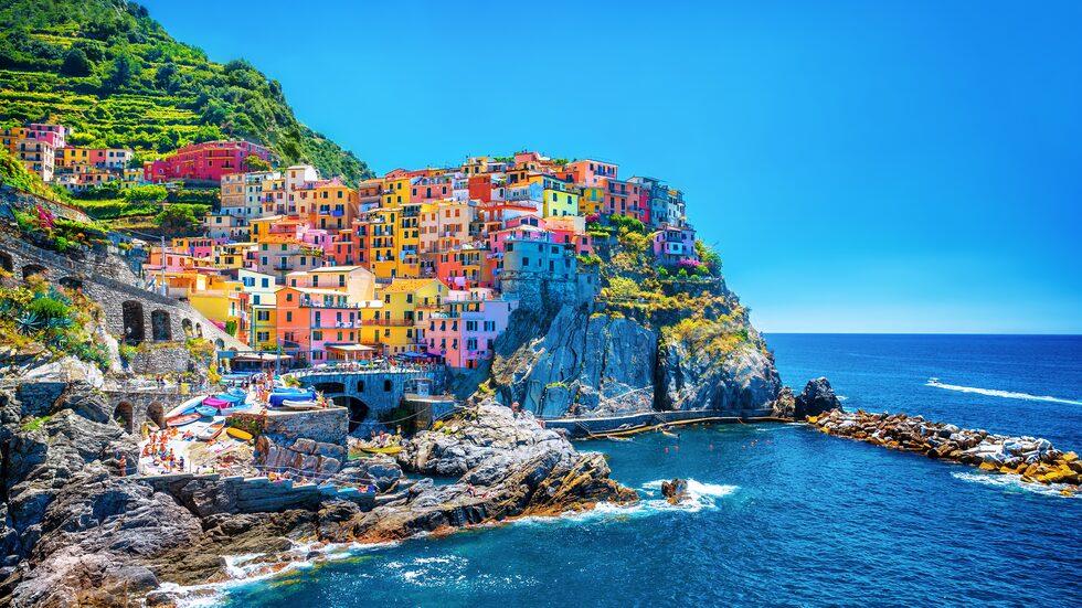 I fjol infördes ett biljettsystem i Cinque Terre, där gränsen sattes till en och en halv miljon besökare om året.