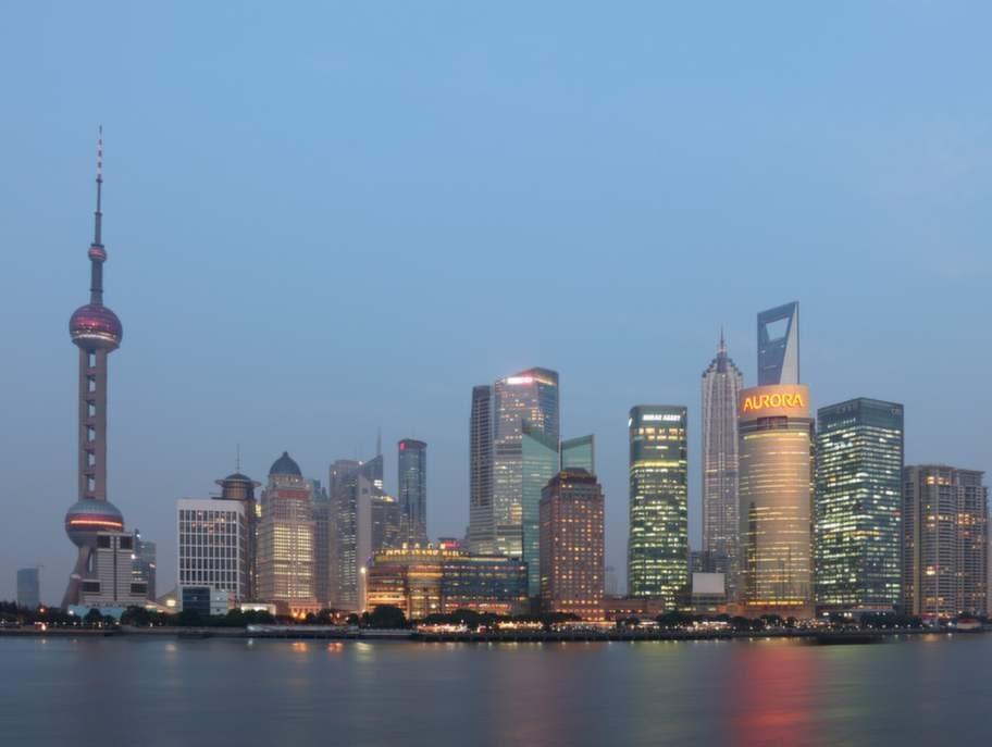 Satsa på Shanghai 2015.