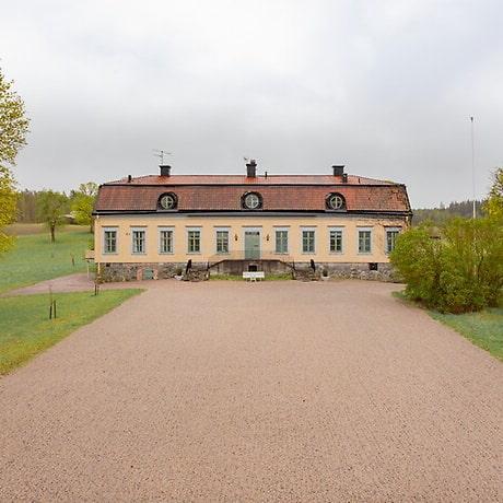 Stora Bärby gård i Enköping.