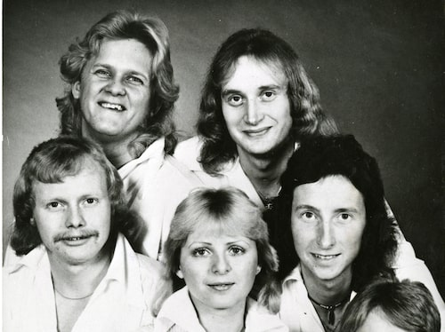 Dansbandet Wizex startade 1973.