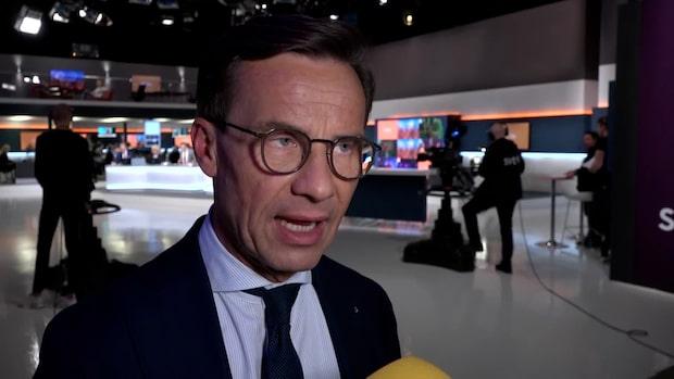 """Ulf Kristerssons firande: """"Kanske en smörgås"""""""