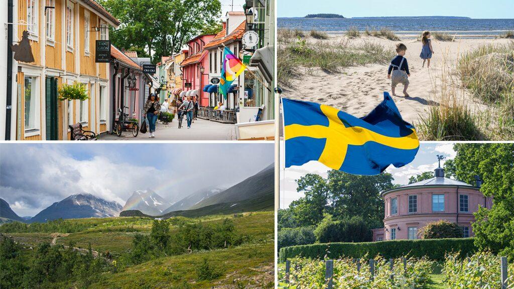 Vackra Sverige!