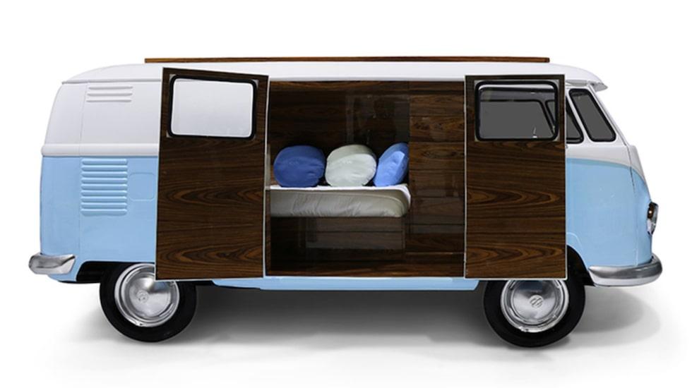 Barnbussen blir din för det galna priset 346 000 kronor.