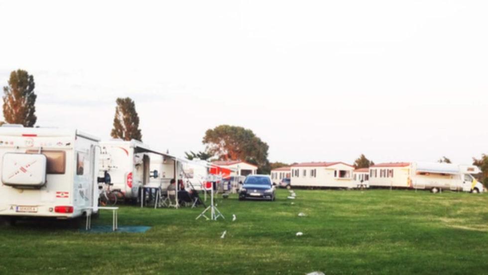 CCI-kortet utfärdas av Motormännen och är ett internationellt campingkort.