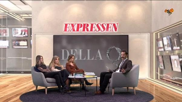 """Kultur-Expressen: """"Vissa kvinnor går inte att rädda"""""""