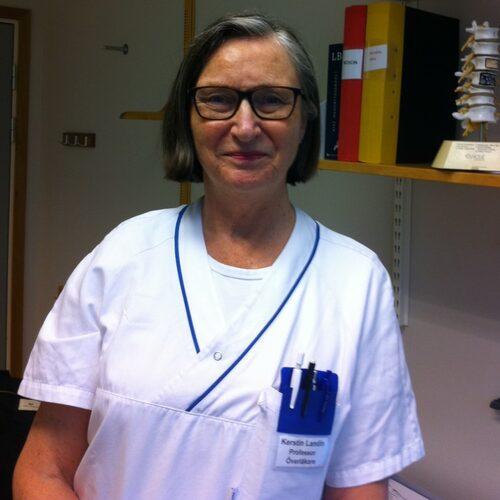 Kerstin Landin- Wilhelmsen.
