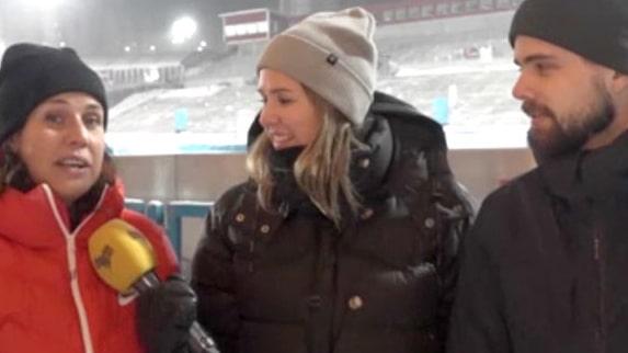 Norska stjärnans ilska –mot vädersajten