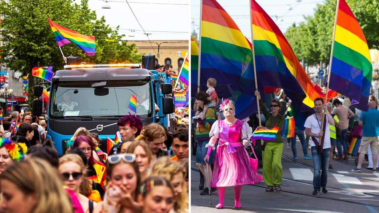 Nu startar West Pride – här är höjdpunkterna