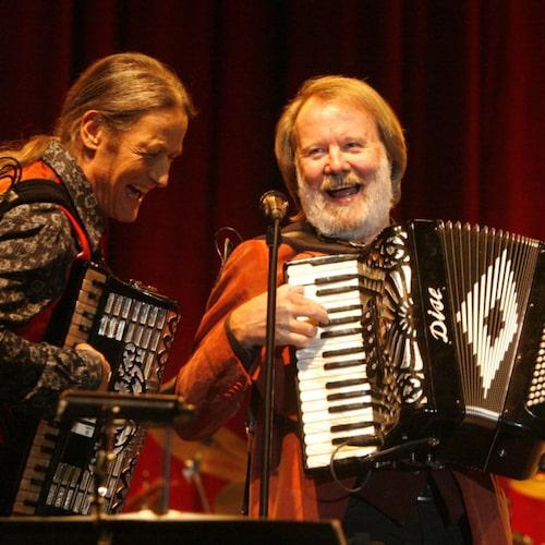 27:e juli bjuder Benny Anderssons Orkester upp till dans.