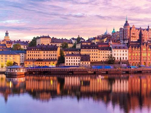 Stockholm är
