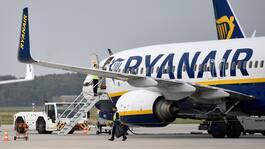Ryanair slutar flyga från Skavsta i november