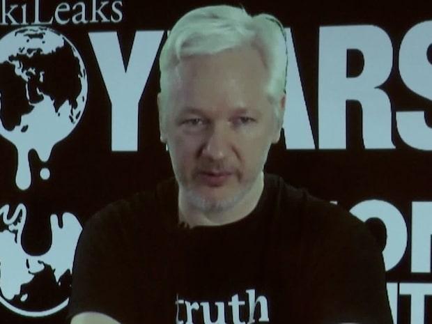 Julian Assange-fallet – släpps inte på fri fot