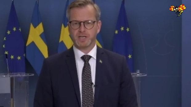 Damberg: Inte aktuellt att införa krav på coronatest vid inresa