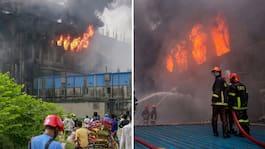 Fabriksägaren låste dörren – 52 dog i brandinfernot