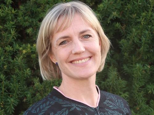 Psykologen Maria Burman är en av författarna bakom boken Närmare varandra – nio veckor till en starkare parrelation.