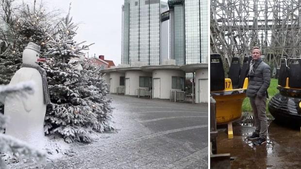 """Lisebergs vd: """"En tom och trist park i dessa dagar"""""""