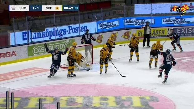 Linköping vände och vann mot Skellefteå
