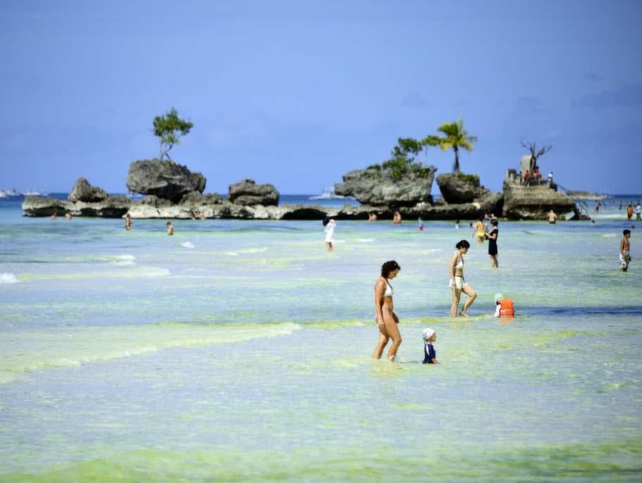 Boracay tillhör Filippinerna.
