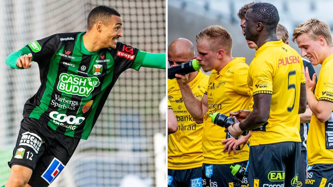 Gjorde matchens enda mål när Varberg slog Elfsborg