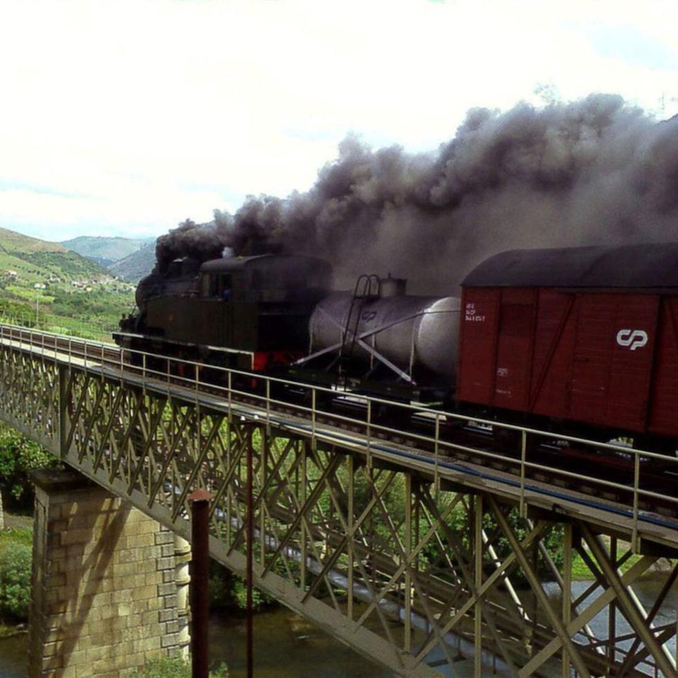 Douro Line – från Porto till Pocinho.