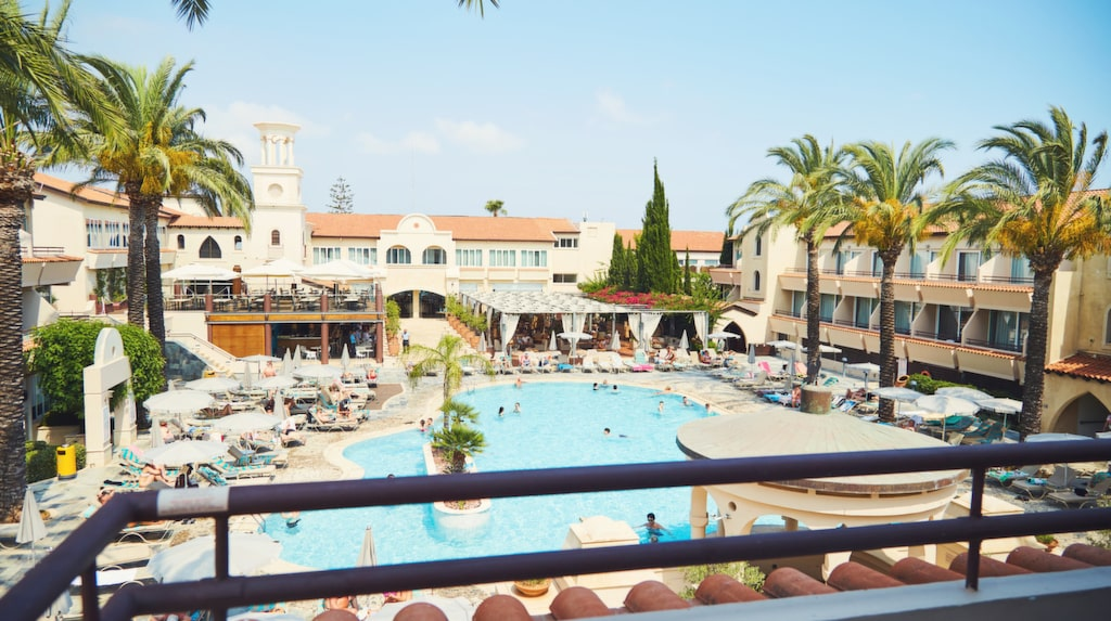 Napa Plaza Hotel I Ayia Napa.