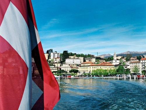 En båttur på Luganosjön är ett måste för besökare i Ticino.