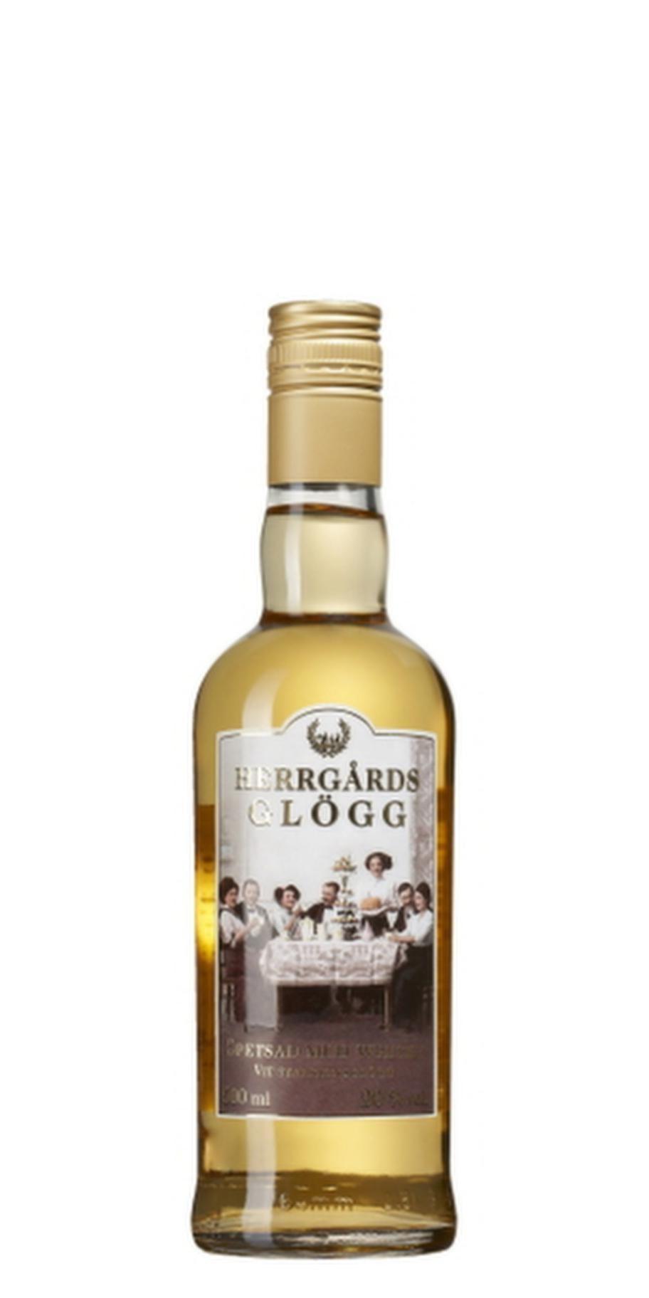 """Herrgårdsglögg spetsad med whisky (96036) 20%, 77 kr (50 cl)<br>Whisky + glögg känns inte så kul och ger intryck att man vill bättra på något som inte går. Whiskytonen slår igenom.<br><exp:icon type=""""wasp""""></exp:icon>"""