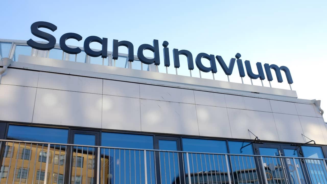 Massvaccineringen sker i Scandinavium