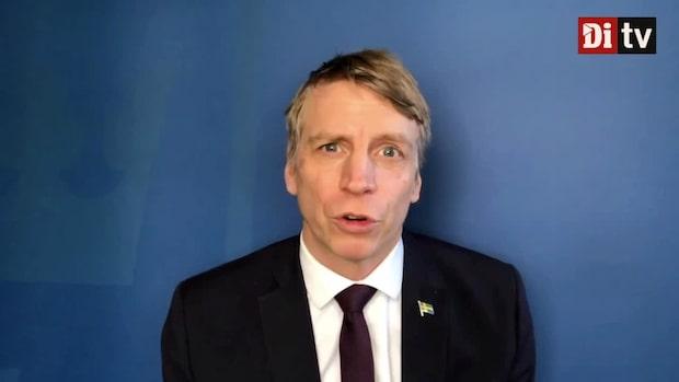 """Per Bolund om EU-taxonomin: """"Finns strukturell orättvisa"""""""