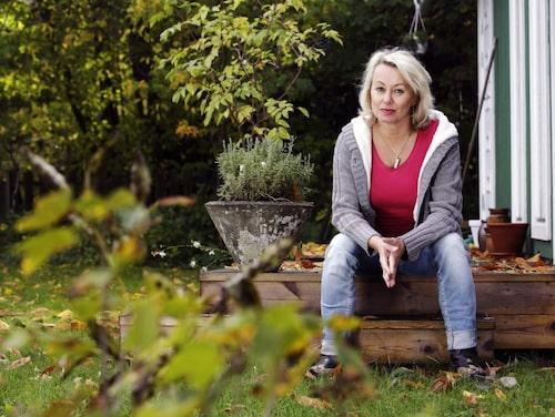 Louise Hoffsten är Sveriges bluesdrottning