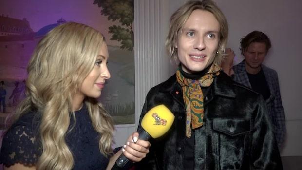 """Oscar Enestad: """"Låten är ute och det känns bra"""""""