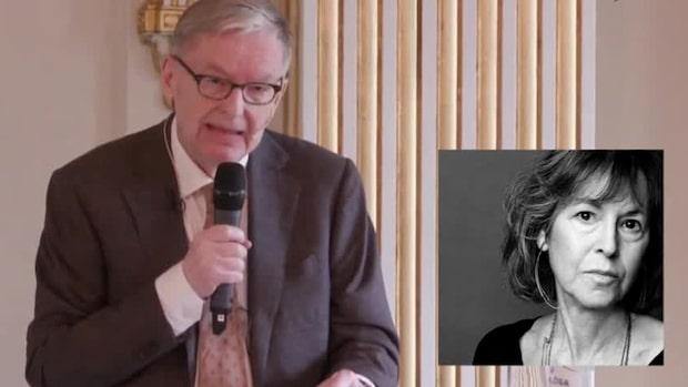 Årets Nobelpristagare i litteratur är Louise Glück