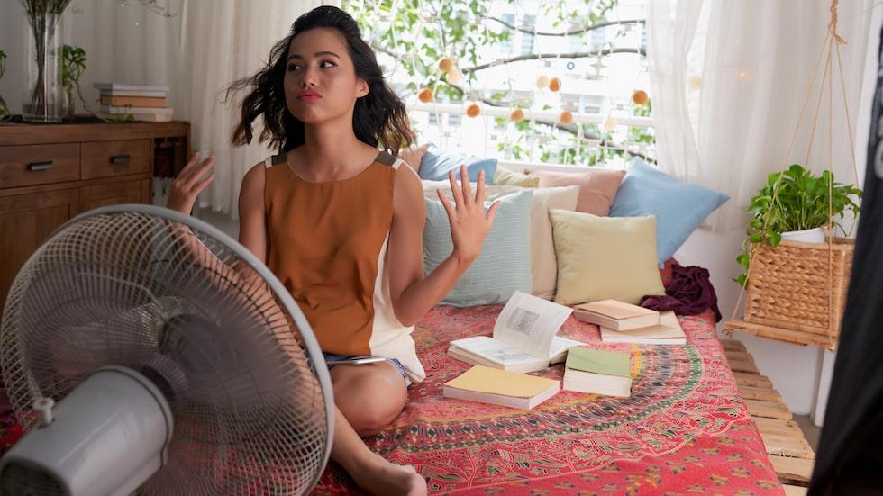 Det är synd att klaga på värmen. Men när hemmet blir varmt som en bastu när man ska sova är det inte så roligt. Följ våra enkla råd så får du det svalt och skönt inomhus.