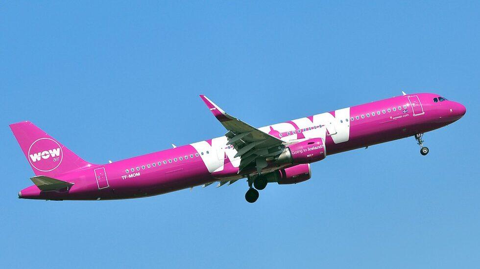 Isländska Wow Air uppstår med amerikansk ägare.