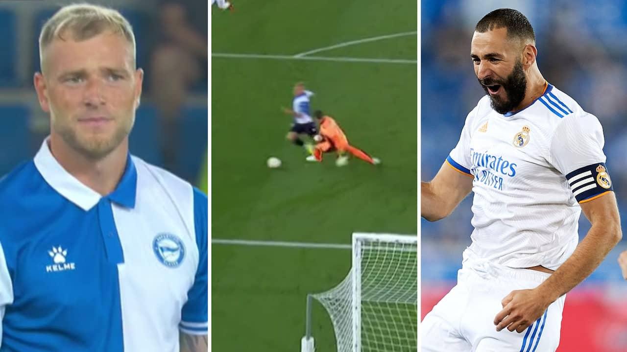 Guidetti fixade straff när Real Madrid vann