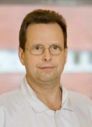 Ludger Grote, överläkare och professor.