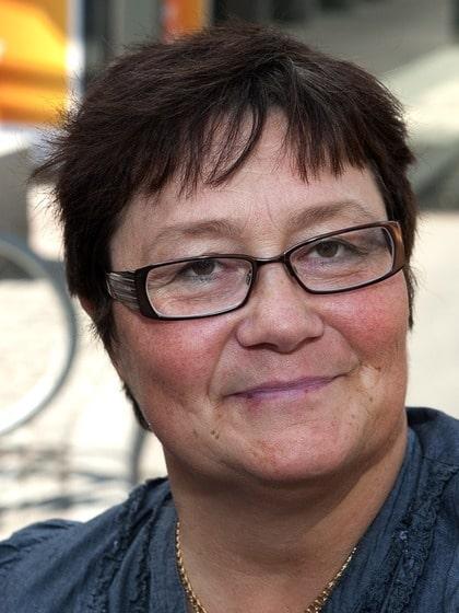 FRÅGAN Vad stör du dig på i andras badrum?  Elinore Lindahl, 52, enhetschef, Arjeplog: - Det finns bara ett svar: uppfällda toalettringar.