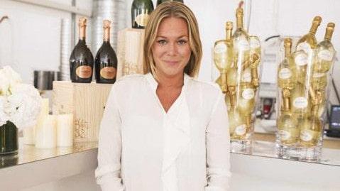 Vinprofilen och experten Maya Samuelsson.