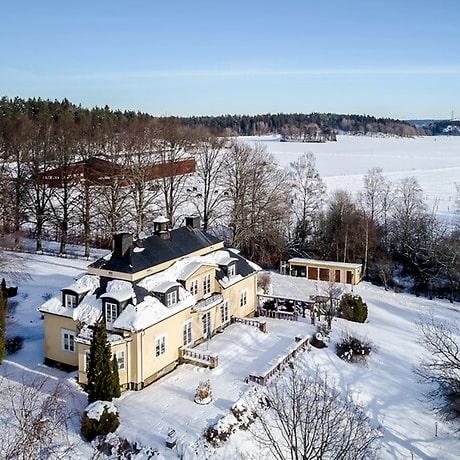 Skärvsta gård i Botkyrka.