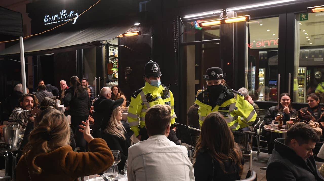 Bakslaget för London – åtgärder efter nytt utbrott
