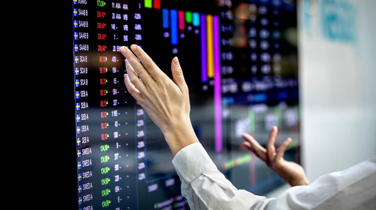 Ras på Stockholmsbörsen – stora fall i hela Europa