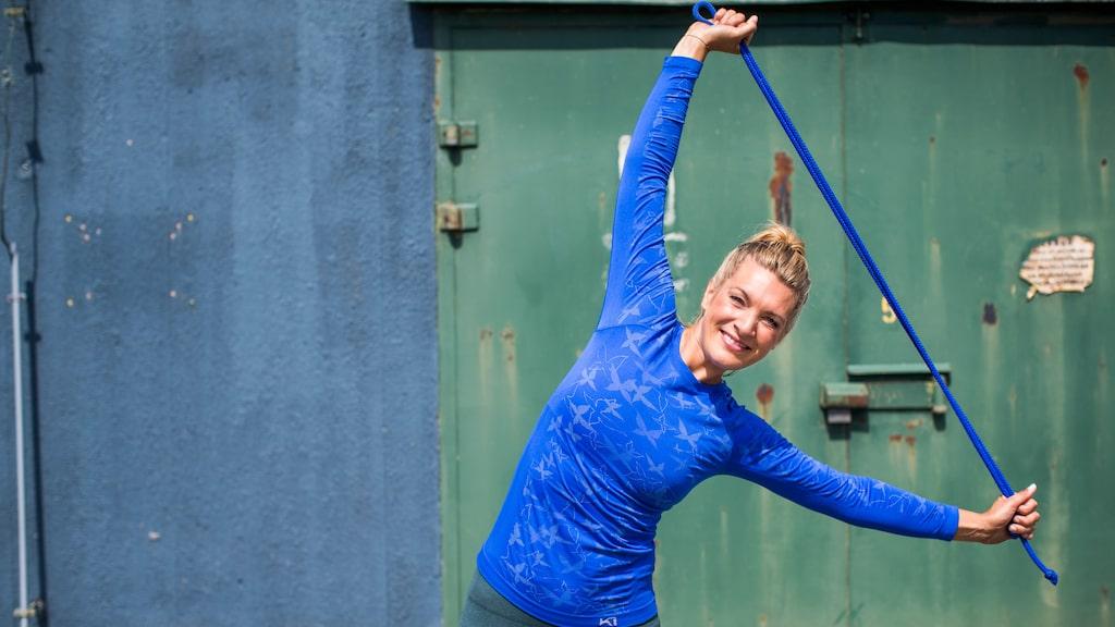 Absolut! Erika Kits Gölevik ger sina fem bästa knep till dig som vill komma i gång.