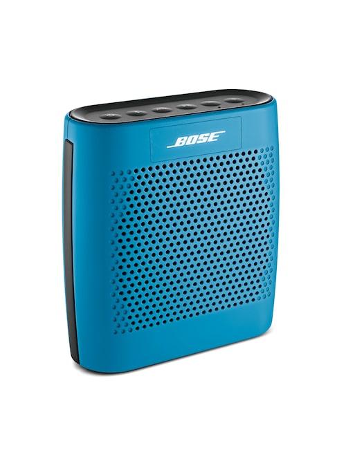 Soundlink colour, lättuppkopplad och med tydliga funktioner.
