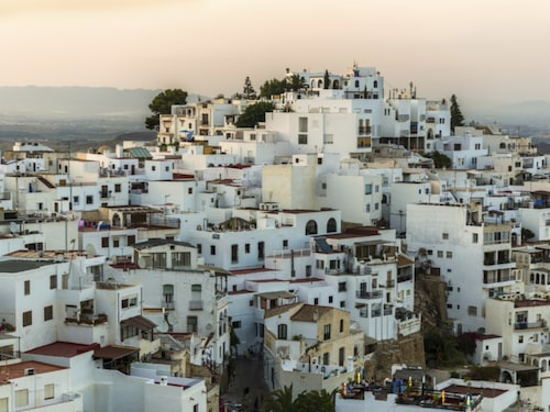 Huvudorten Almería kallas Spaniens Marseille.