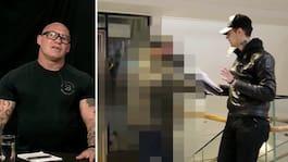 """TV4-gladiatorn """"Hero"""" lurade skolanställd i """"pedofilfälla"""""""