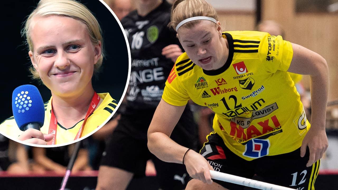 """Ellen Bäckstedt hyllas för speciella egenskapen: """"Sjukt unik"""""""