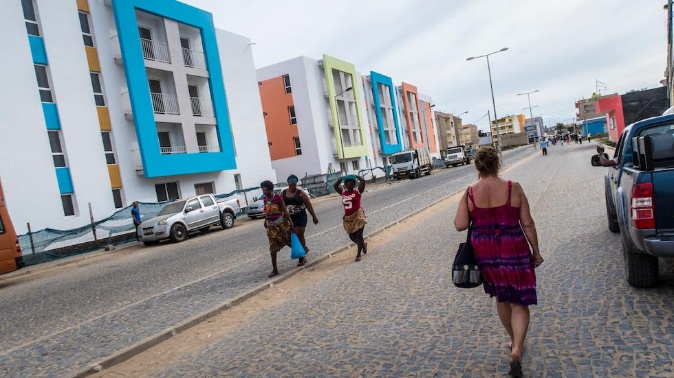 Utvecklingen går fort på Boa Vista: Nya hotell växer upp längs förr helt öde stränder – och restaurangerna och kaféerna har redan blivit många.